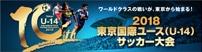 東京国際ユースU-14サッカー大会