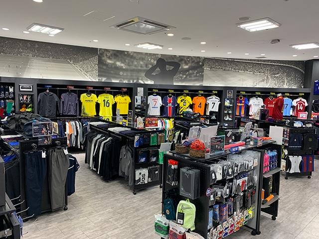 サッカーショップKAMO あべのHoop店 <大阪府>
