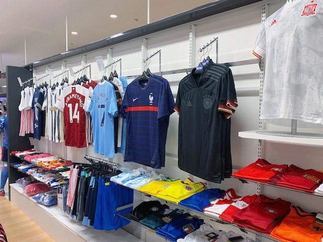 サッカーショップKAMO 広島パルコ店 <広島県>