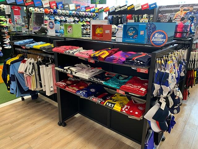 サッカーショップKAMO 金沢フォーラス店 <石川県>