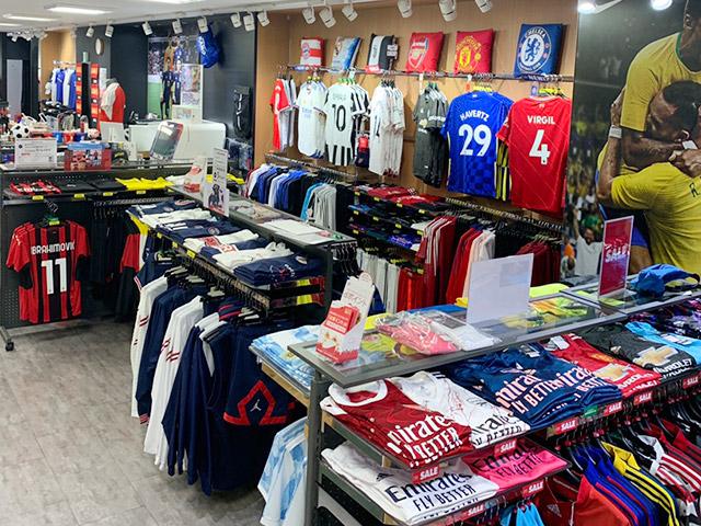 サッカーショップKAMO 名古屋店 <愛知県>