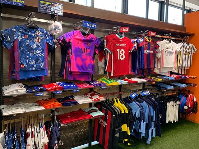 サッカーショップKAMO 高松・丸亀町グリーン店 <香川県>