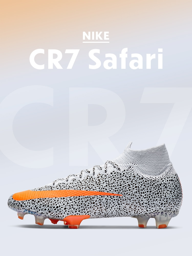 ナイキ「cr7 Safari」