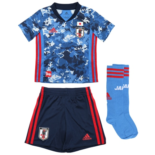 adidas Kids サッカー日本代表 2020 ホーム ミニキット