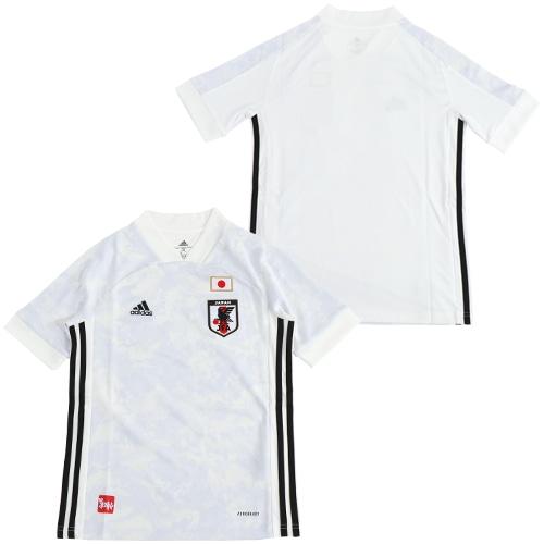 adidas Kids サッカー日本代表 2020 アウェイレプリカユニフォーム