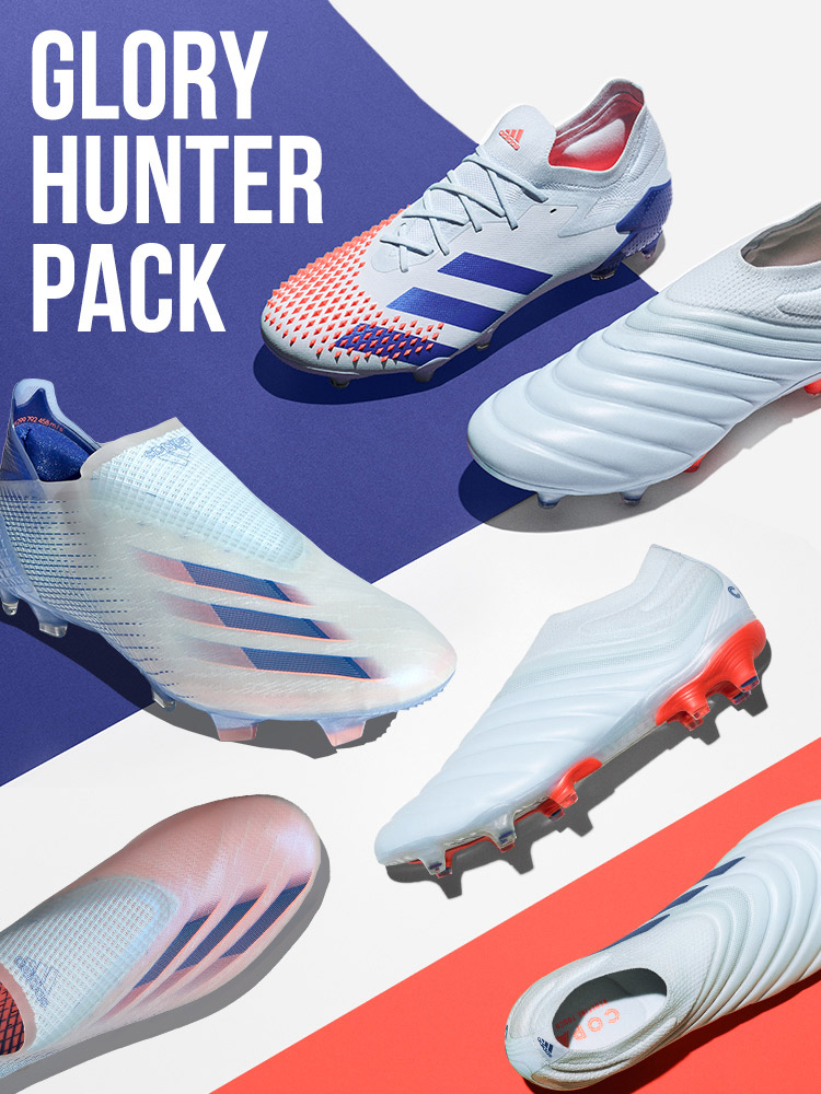 アディダス「GLORY HUNTER PACK」