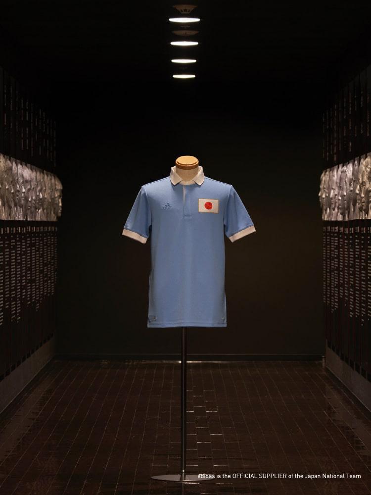 アディダス「サッカー日本代表アニバーサリーユニフォーム」