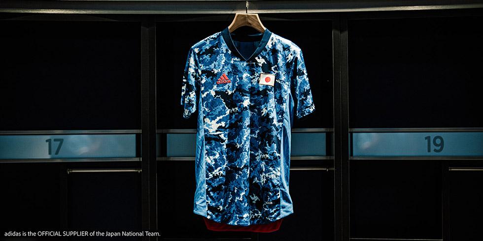 サッカー日本代表 2020 ホーム オーセンティック ユニフォーム OL