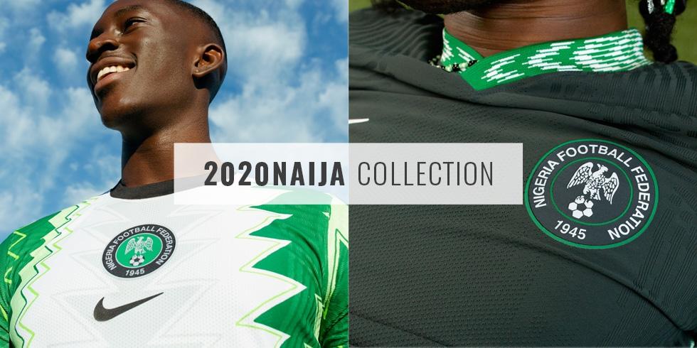 ナイキ「2020NAIJA COLLECTION」