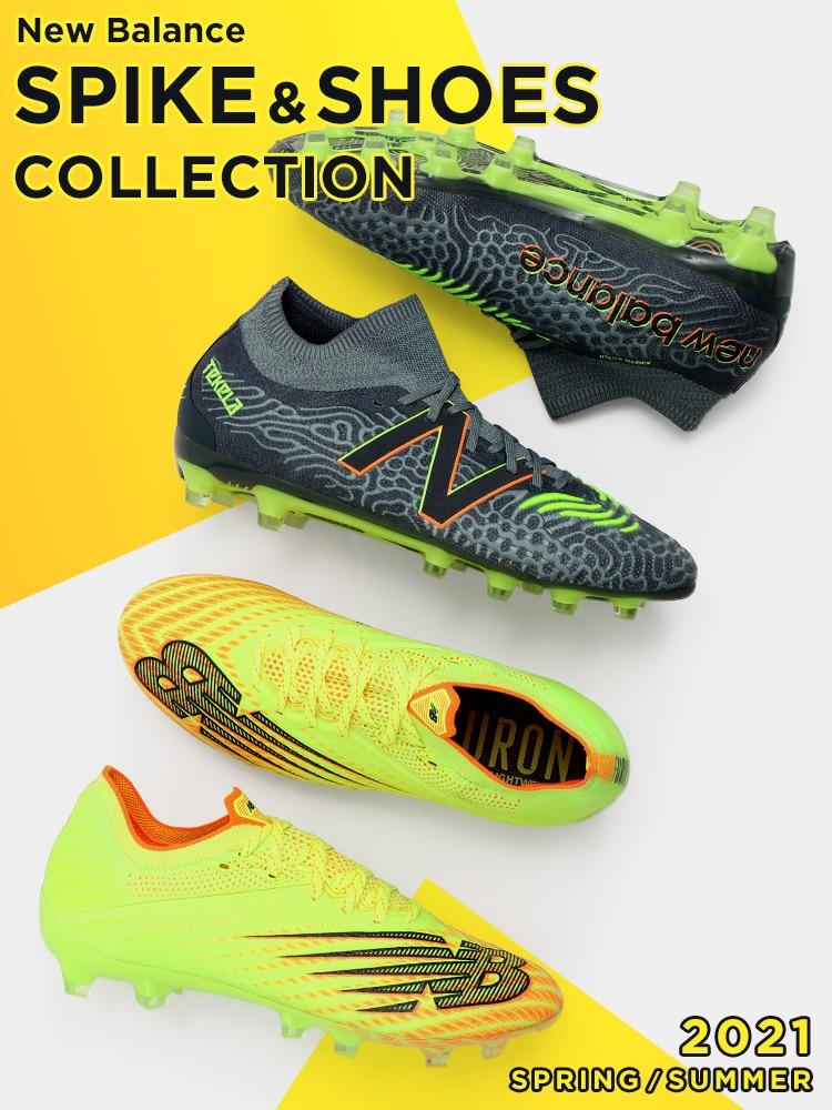 NewBalance「spike&shoes」