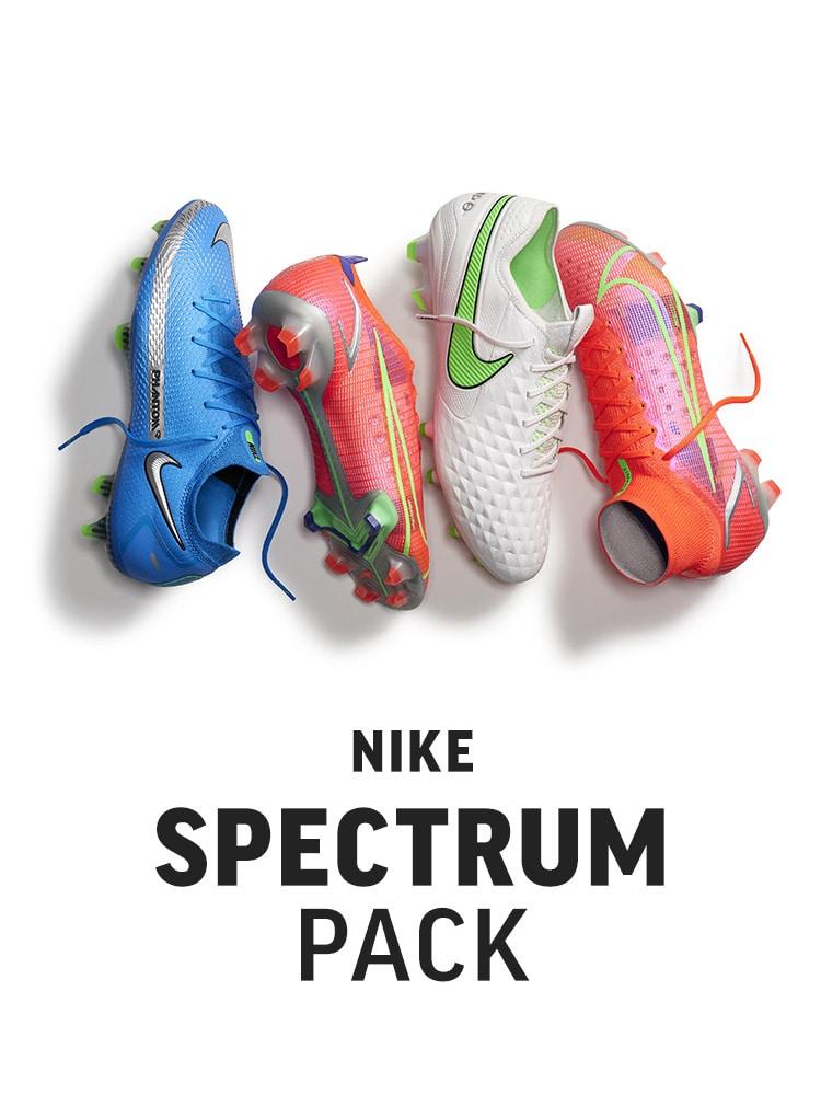 ナイキ「SPECTRUM PACK」