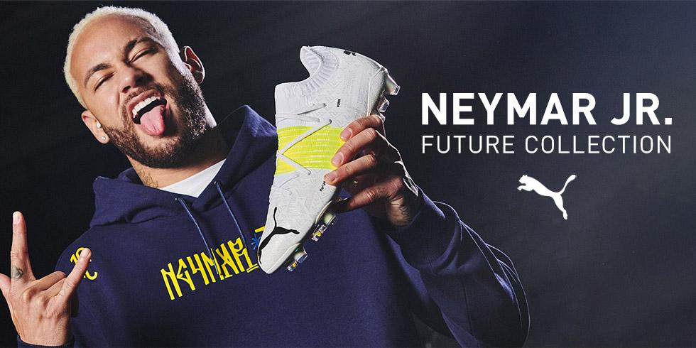 プーマ「NEYMAR JR. FUTURE COLLECTION」