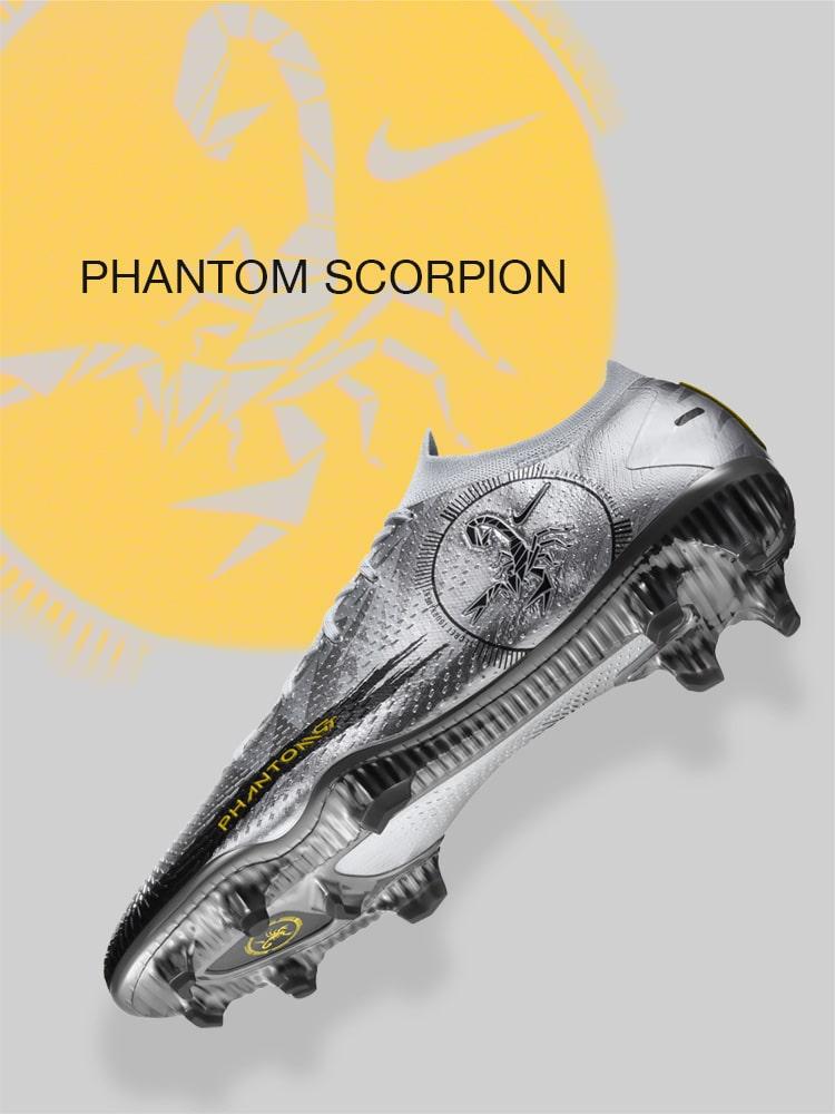 ナイキ「PHANTOM SCORPION」