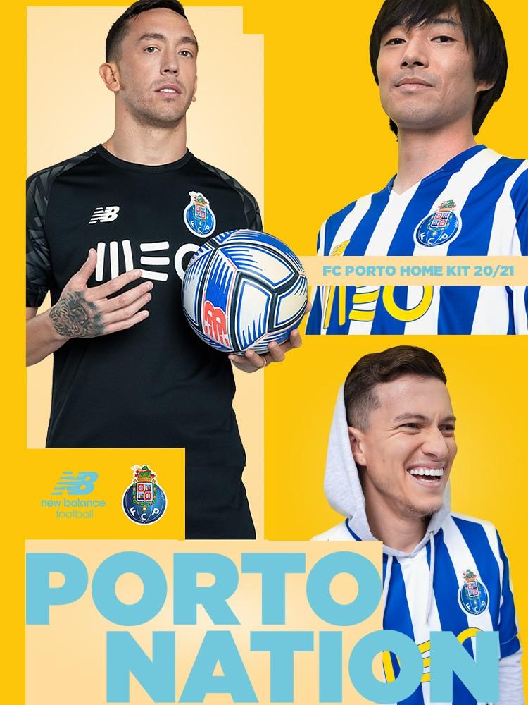 FCポルト「20-21 ホームユニフォーム」