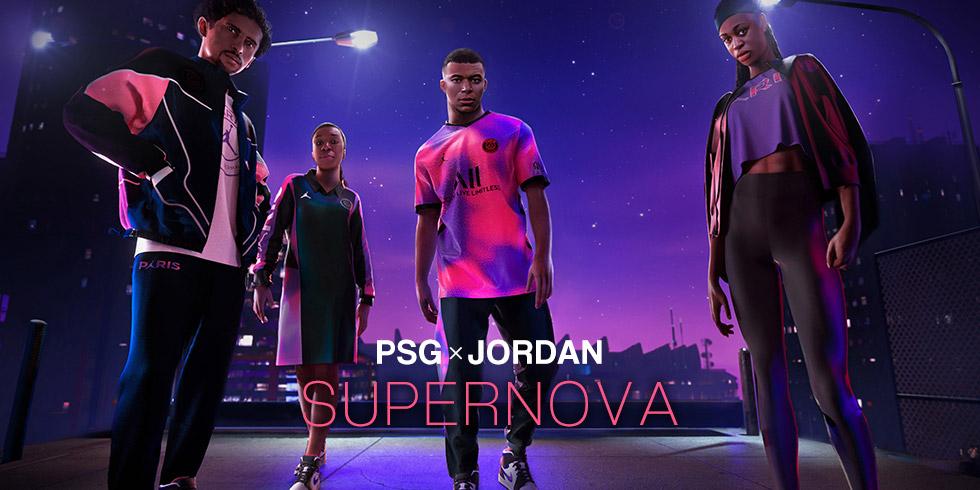 ナイキ「PSG×ジョーダン」