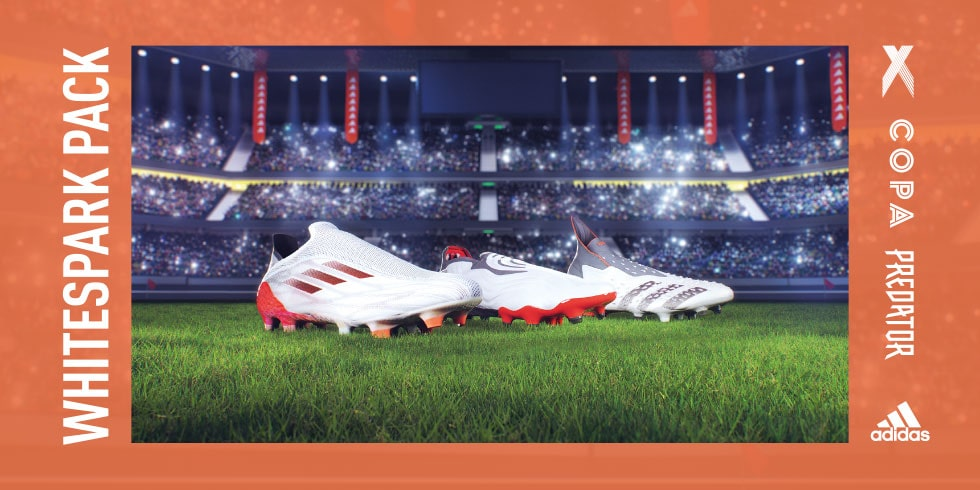 adidas WHITESPARK