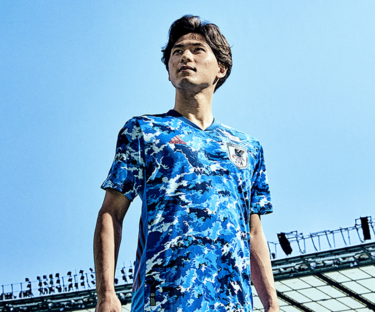 サッカー日本代表ユニフォーム