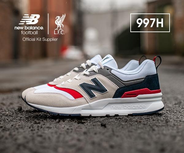 new balance 997 liverpool
